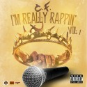 C.F. - I'm Really Rappin mixtape cover art