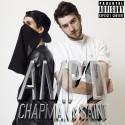 Chapman & Saint - AMP'D mixtape cover art