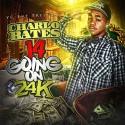 Charlo Bates - 14 Going On 24k mixtape cover art