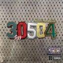 Chase N. Cashe & Jigg - 30504 EP mixtape cover art