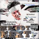 Chedda Boy - We Got Next mixtape cover art