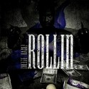 Cheeze Rackz - Rollin mixtape cover art