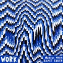 Chet Faker & Marcus Marr - Work EP mixtape cover art