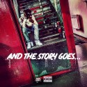 Chevy Woods - And The Story Goes... mixtape cover art