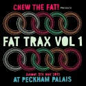 Chew The Fat! - Fat! Trax mixtape cover art