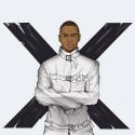 Chris Brown - X Files mixtape cover art
