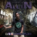 Chris JR - All In mixtape cover art