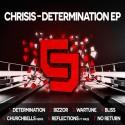 Chrisis - Determination EP mixtape cover art