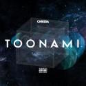 Chrissa SJE - Toonami mixtape cover art