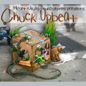 Chuck Upbeat - Just In Case Of Tropical Bass mixtape cover art