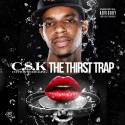 C$K - The Thirst Trap mixtape cover art