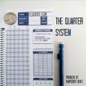 Classified Flow - The Quarter System mixtape cover art