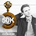 Clockwork - 50K Bootleg Pack mixtape cover art