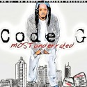 Code G - MOSTunderrated mixtape cover art