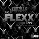 Corzilla - P90 Flexxtape mixtape cover art