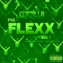 Corzillah - P90 Flexxtape mixtape cover art