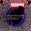 Craig Williams - 10,000 Faces EP mixtape cover art