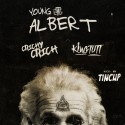 Crichy Crich & King Tutt - Young Albert EP mixtape cover art