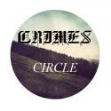 CRIMES! - Circle EP mixtape cover art