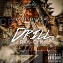 Cryptonite Beatz - Drill Pack mixtape cover art