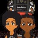 Curly Savv & Dah Dah - First Quarter mixtape cover art