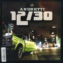 Curren$y - Andretti 12/30 mixtape cover art