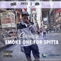 Curren$y - Smoke One For Spitta mixtape cover art