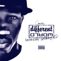 Curtessy - Different World EP (Technically Speaking) mixtape cover art