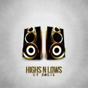 Cy Kosis - Highs N Lows EP mixtape cover art