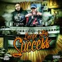 D-Brown & D Redd - Recipe For Success  mixtape cover art