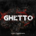D-Dots & Thunderbird Juicebox - Ghetto EP mixtape cover art