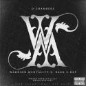 D. Chamberz - Warrior Mentality 2 mixtape cover art
