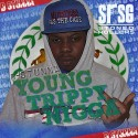 D Stunna - Young Trippy Nigga mixtape cover art