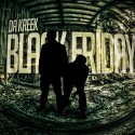 Da Kreek - Black Friday mixtape cover art