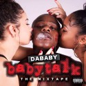 DaBaby - Baby Talk mixtape cover art