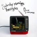 Dane Lawrence - Saturday Morning Freestyles mixtape cover art