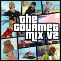 Dane Lawrence - The Gourmet Mix V2 mixtape cover art