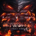 Datsik - Let It Burn Part Two LP mixtape cover art
