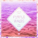 Dave Luxe - Purple Waves mixtape cover art