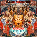 David StarFire - Karuna Vol. 1 (Remixes) mixtape cover art