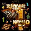 Dazzle - Numero Uno mixtape cover art