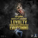 Seddy Hendrix - Death B4 Dishonor, Loyalty Over Everything mixtape cover art
