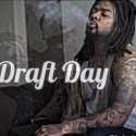 D.E.C. Hp - Draft Day mixtape cover art