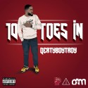 Dertyboytroy - 10 Toes In mixtape cover art