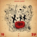 Dillon Cooper - X:XX mixtape cover art