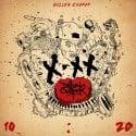 Dillon Cooper - X:XX mixtape cover art