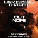 Dillon Nathaniel - Universal Threat EP mixtape cover art