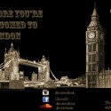 DJ London - Before You're Welcomed To London mixtape cover art