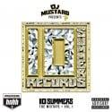 DJ Mustard - 10 Summers mixtape cover art