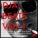 DJA Beats Vol. 1 mixtape cover art